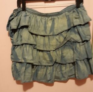 Charlotte Russe Tiered Skirt